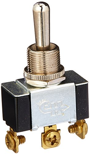 - Cole Hersee 55021 Heavy Duty Toggle Switch