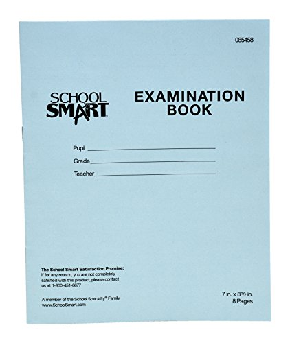 Most bought Exam & Spelling Notebooks