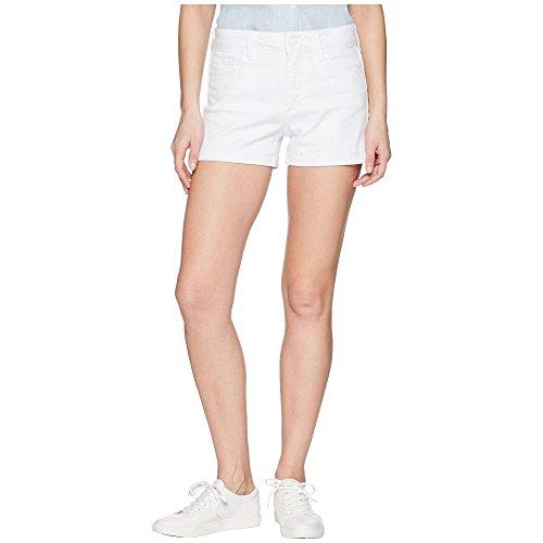 翻訳する銛見積り(ペイジ) Paige レディース ボトムス?パンツ ショートパンツ Jimmy Jimmy Shorts w/Raw Cuff Hem in Crisp White [並行輸入品]