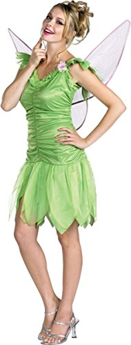 Adult Tinkerbell Costumes (Disney Fairies Tinker Bell Young Adult Costume size 12-14)