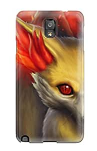 New Style Hot Pokemon Xy First Grade Tpu Phone Case For Galaxy Note 3 Case Cover
