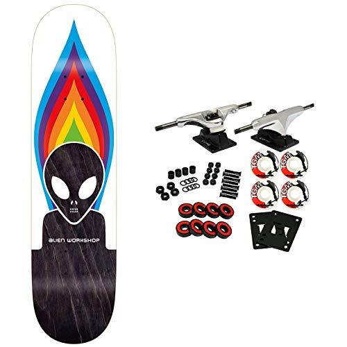 10 Best Alien Workshop Skateboards
