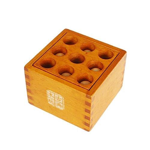 JasCherry Casse Tête Casse-Tete en Bois - 3D Puzzle en Bois - Jouets en Bois #4