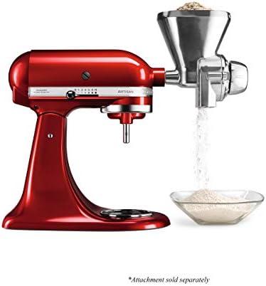 KitchenAid KGM - Accesorio Kitchen Aid 5Kgm Molinillo De Cereales para Robots De Cocina: Amazon.es