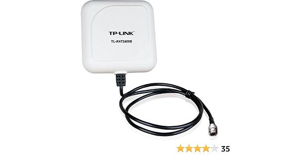 TP-Link TL-ANT2409B - Antena de Red, Blanco