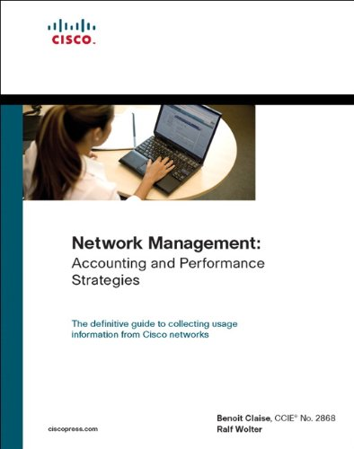Download Network Management: Accounting and Performance Strategies (Networking Technology) Pdf