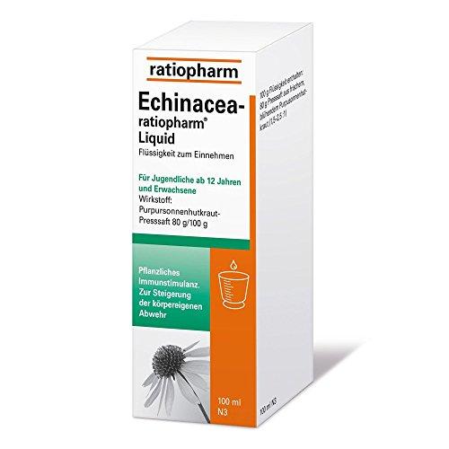 ECHINACEA RATIOPH LIQUID, 100 ml
