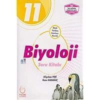 11.Sınıf Biyoloji Soru Kitabı: Okula Yardımcı Sınavlara Hazırlık