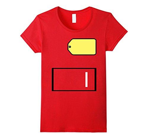 Womens Game Show Group Halloween Costume T-Shirt Medium (Price Right Halloween Costume)