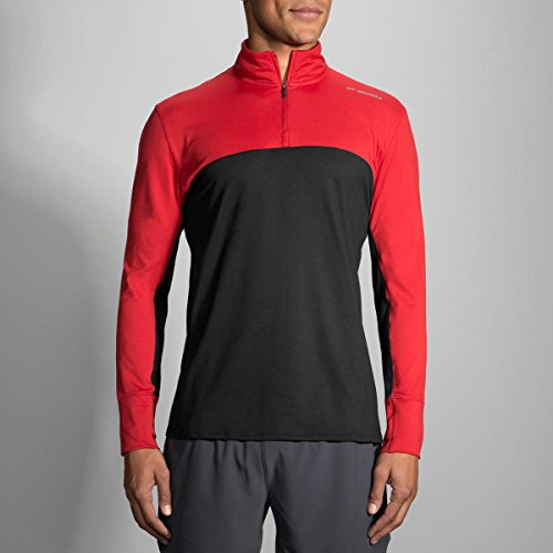 Brooks Dash 1/2 Zip Running Top - Large - (Brooks Mens Shirt)