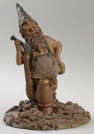 """Tom Clark Gnome Figurine """"Zermatt"""" 1156"""