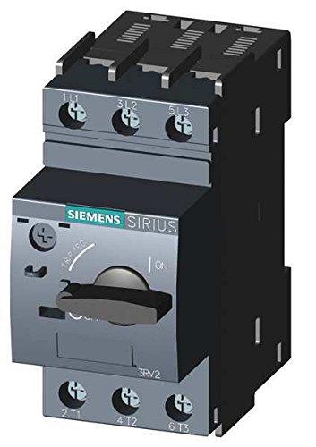 (Siemens - 3RV20111HA10 - Manual Motor Starter, IEC, 5.5 to 8A, 3P)