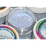 Glitter zum Dekorieren von Kuchen (Leuchtend Pastellblau)