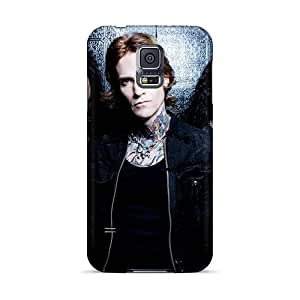 Great Hard Phone Case For Samsung Galaxy S5 With Unique Design Fashion Kid Rock Band Skin Marycase88