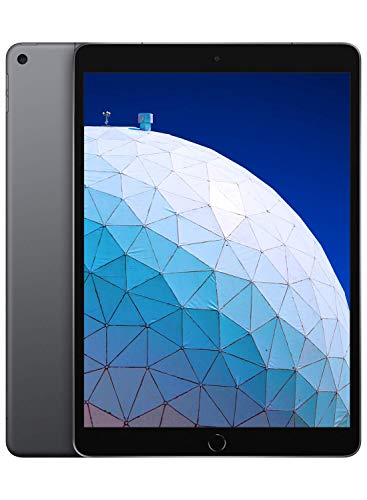 Apple iPad Air (10.5-inch, Wi-Fi + Cellular, 64GB) - Space Gray (Latest Model) (Air 64gb A7 Apple Ipad)