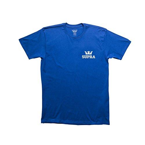 Supra - Maglietta sportiva - Collo a U  -  uomo