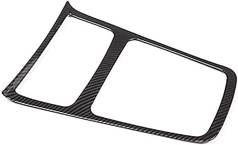 WOVELOT Silver Car Chrome Storage Box Trim Ashtray Frame for Mercedes Cla Gla a Class W117 C117 W176 2013-2018