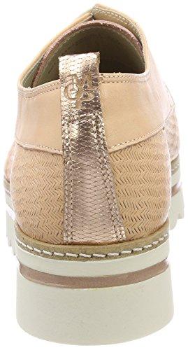 De apricot Para Up O'polo Oxford Shoe Marc Orange Lace Mujer Zapatos Cordones nq1wpBOx6