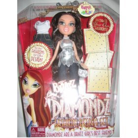 Bratz Forever Diamondz Katia Doll (Boy Bratz Dolls)