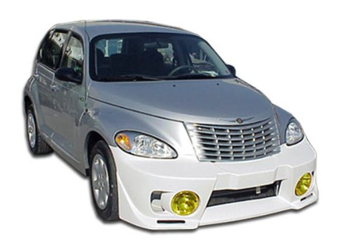 Duraflex ED-IOD-641 Evo 5 Front Bumper Cover - 1 Piece Body Kit - Compatible For Chrysler PT Cruiser -
