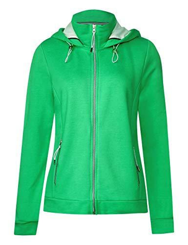 Mujer Green Street Verde 11680 Para Sudadera spring One txtqPv4w7