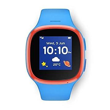 Alcatel V-Kids Watch by Vodafone Reloj Inteligente para niños con V-SIM incluida: Amazon.es: Electrónica