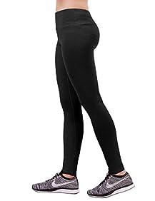 ODODOS Power Reflex Yoga Pants Tummy Control Workout Running 4 way Stretch Yoga Pants With Hidden Pocket