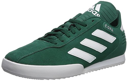 - adidas Men's Copa Super, Green/White/Scarlet, 10.5 M US