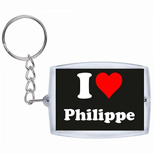 exclusive-gift-idea-keyring-i-love-philippe-in-black-a-great-gift-that-comes-from-the-heart-backpack