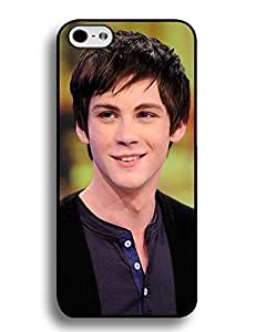 Caitlin J. Ritchie's Shop Discount Fashionable Iphone 6 (4.7 Inch) Case Cover, Individual Logan Lerman Collection Slim Fit Clear Back Cover for Iphone 6 (4.7 Inch) 1926049M545904798