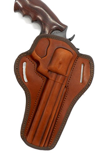 HOLSTERMART USA CEBECI ARMS Brown Leather Open Top RIGHT HAND