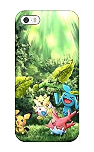 For ZippyDoritEduard Iphone Protective Case, High Quality For Iphone 5/5s Pokemon Skin Case Cover