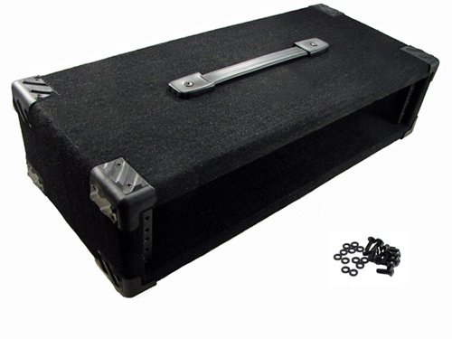 Procraft 2U 9'' Deep Equipment Rack 2 Space - Made in the USA - With Rack Screws