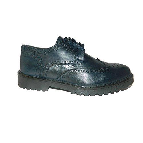 ANGELO SALICE , Chaussures de ville à lacets pour homme bleu bleu