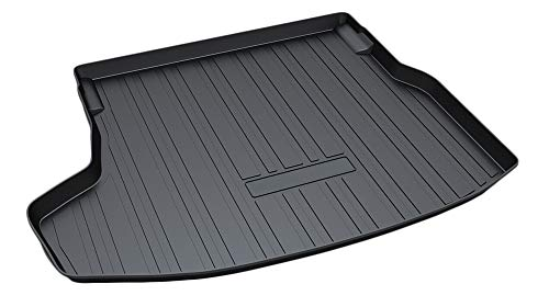 Kaungka Cargo Liner Rear Cargo Tray Trunk Floor Mat Waterproof Protector Compatible with 2014-2018 Toyota Corolla (No iM Hatchback Models)