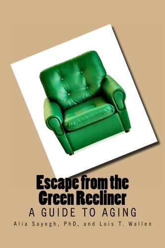 Recliner Prints (Escape from the Green Recliner)