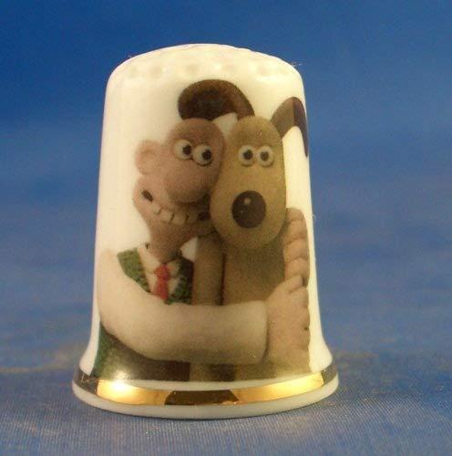 Birchcroft porcellana cinese collezione ditale –  Wallace e Gromit Birchcroft China