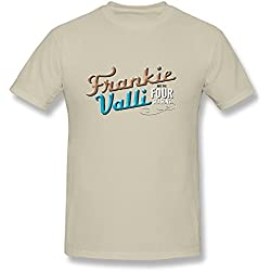 Frankie Valli Tour 2016 Logo T Shirt For Men
