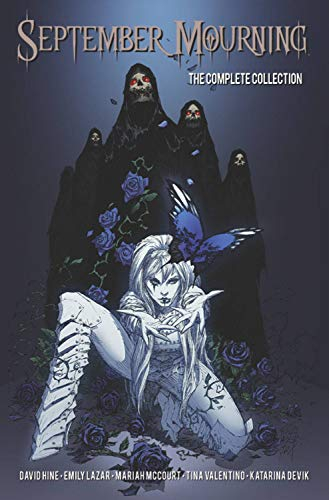 Pdf Graphic Novels September Mourning: The Complete Collection Volume 1 (Complete September Mourning)