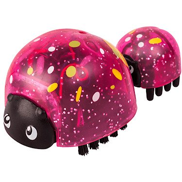 Live Ladybug (Little Live Pets Lil Ladybug & Baby - Assorted Colors and Designs)