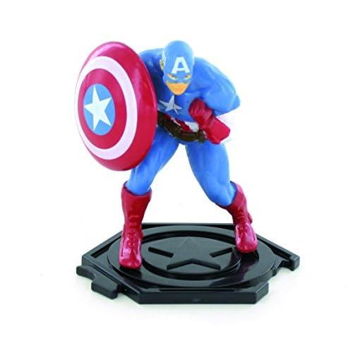 Comansi - BC96025 - Figurine Capitaine America - Avengers Marvel