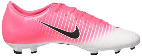 adidas Herren Mercurial Victory Vi Fg Fußballschuhe Pink (Racer Pink/black/white/white)