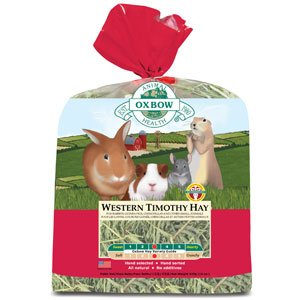 Oxbow Western Timothy Hay by OXBOW PET PRODUCTS