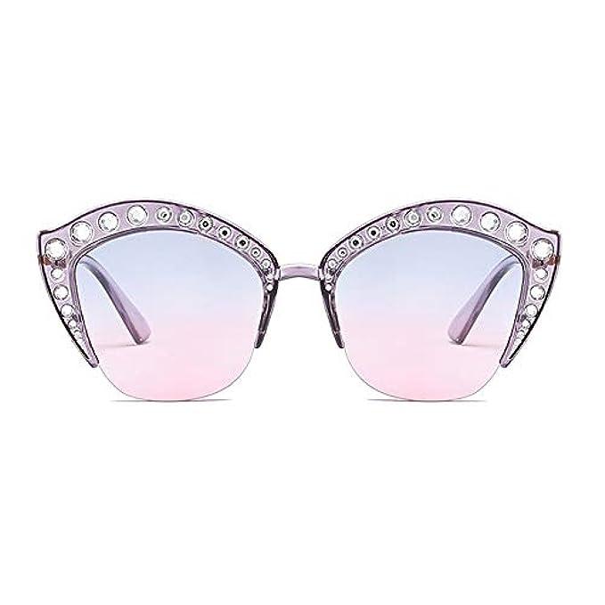 Da Donna Lady's Free Sunglasses Una Uv400 Dimensione Offrono Sole Fashion All'aperto Size 4 Occhiali No Per Completa Protezione Attività Leggero Colore Adatta