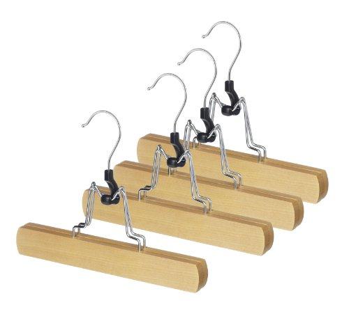 Whitmor Wood Clamp Slack Hangers product image