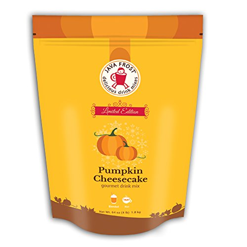 Drink Mix Cake (Pumpkin Cheesecake Drink Mix, 4 LB Bag)