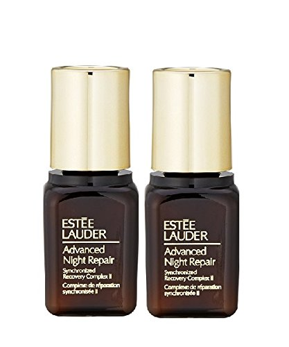 (Lot of 2 x 0.24 oz / 7 ml Estee Lauder Advanced Night Repair Synchronized Recovery Complex * BRAND)