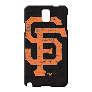 samsung note 3 covers Colorful High Grade Cases mobile phone carrying shells san francisco giants mlb baseball