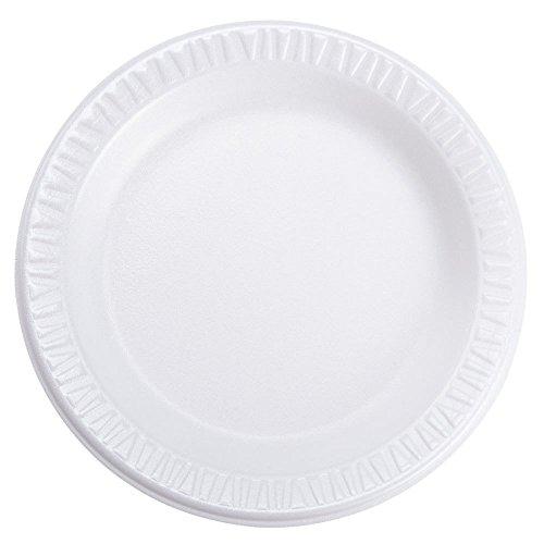 Soak Proof Foam Plates - 6