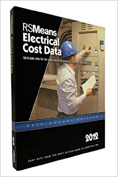 RSMeans Electrical Cost Data 2012 (Means Electrical Cost Data)